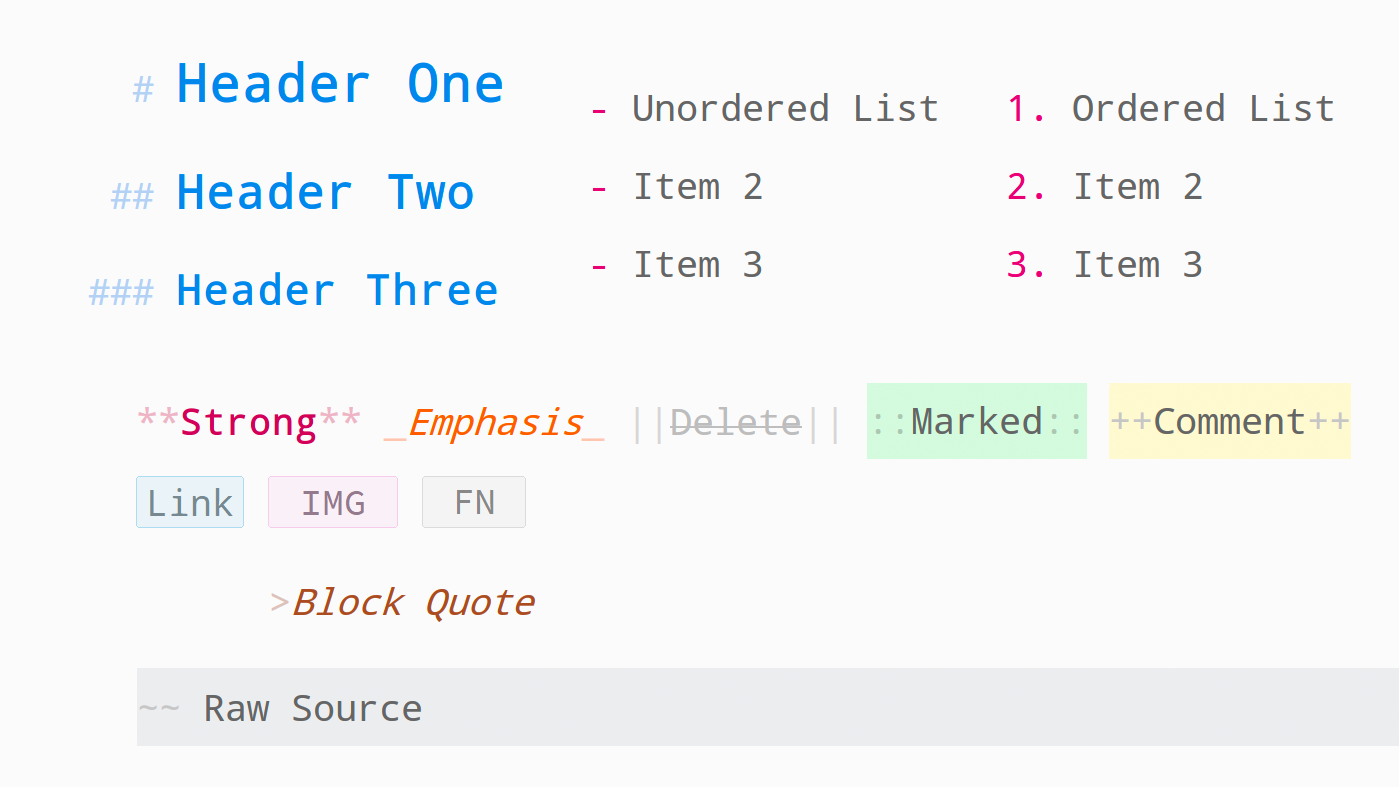 Inspire - Inspire Writer | Minimalist Markdown Editor for Notes and